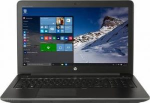 Laptop HP ZBook 15 G3 Xeon E3-1505M v5 256GB 16GB Quadro 1000M