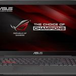 Laptop Asus ROG GL752VW-T4015D Intel Core Skylake i7 review