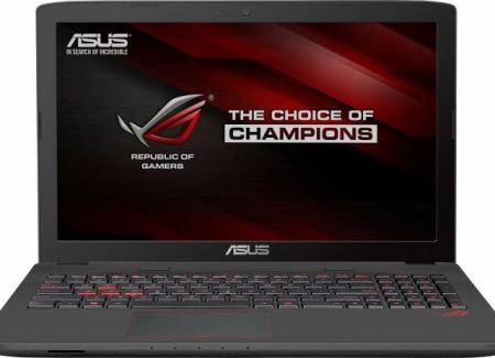 Laptop Asus ROG GL752VW-T4015D Intel Core Skylake i7-6700HQ 1TB 8GB GTX960M 4GB
